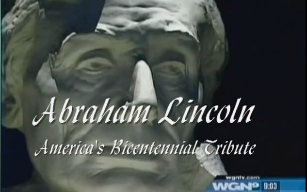 Actors Michael Krebs and Debra Ann Miller                     present Abraham Lincoln and Mary Todd Lincoln in                     education program